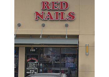 Mesquite nail salon Red Nails