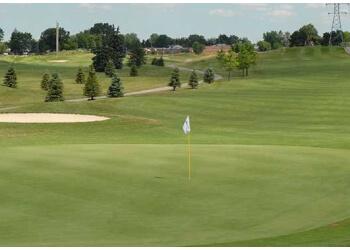 Warren golf course Red Oaks Golf Course