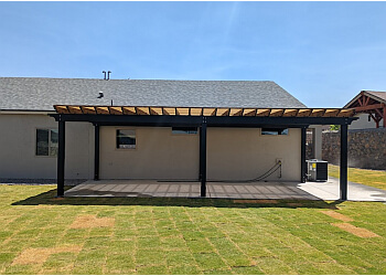El Paso landscaping company Red Oaks Landscaping & Pergolas