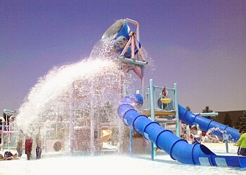 Detroit amusement park Red Oaks Waterpark