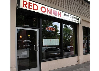 Portland thai restaurant Red Onion Thai Cuisine