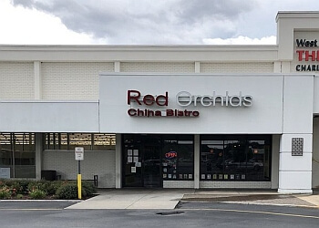 Charleston chinese restaurant Red Orchids China Bistro