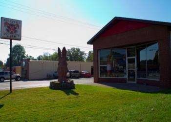 Akron tattoo shop Red Rabbit Studio