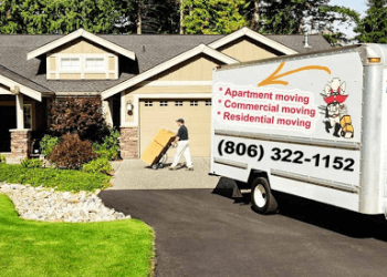 Amarillo moving company Red Raider Moving