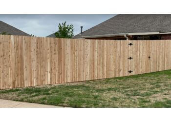 Oklahoma City fencing contractor Red River Fence, LLC