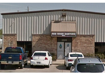 Shreveport commercial cleaning service Red River Sanitors