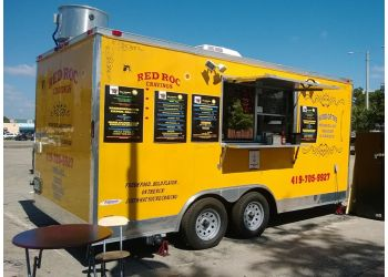 Cape Coral food truck Red Roc Cravings