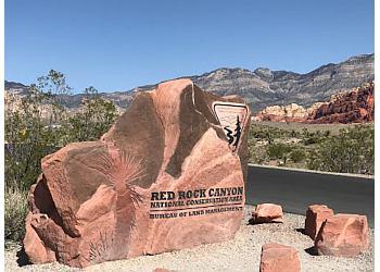 Las Vegas hiking trail Red Rock Canyon Trail