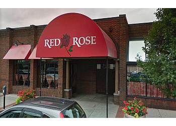 Springfield pizza place Red Rose Pizzeria