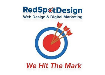 Dallas web designer Red Spot Design, LLC