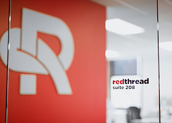 Lincoln advertising agency Red Thread