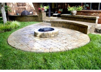 Oklahoma City landscaping company Red Valley Landscape Construction