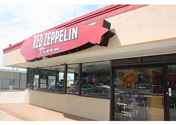 Baton Rouge pizza place Red Zeppelin Pizza