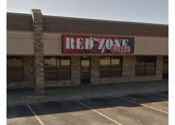 Lubbock cafe Red Zone Cafe