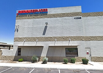 Peoria plumber Reddi Services Plumbing and Air Conditioning
