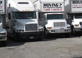 San Bernardino moving company Redlands Moving & Storage