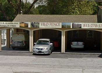 Tampa fencing contractor Vilo Fence
