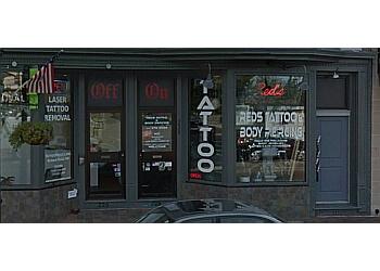 Providence tattoo shop Reds Tattoo & Body Piercing
