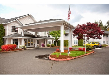 Salem assisted living facility Redwood Heights Assisted Living