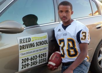 Modesto driving school Reed Driving School