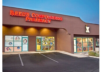 Tucson pharmacy Reed's Compounding Pharmacy