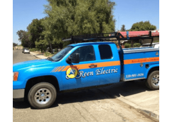 Visalia electrician Reen Electric