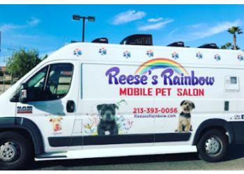 El Monte pet grooming Reese's Rainbow Mobile Pet Salon