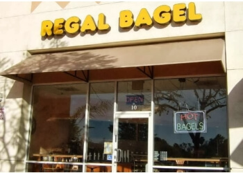 San Jose bagel shop Regal Bagel