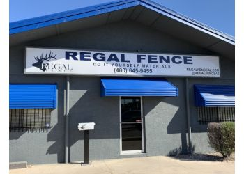 Chandler fencing contractor Regal Fence