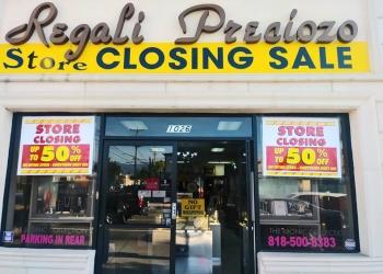 Glendale gift shop Regali Preciozo, Inc.