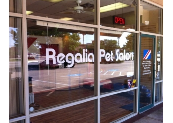 Plano pet grooming Regalia Pet Salon
