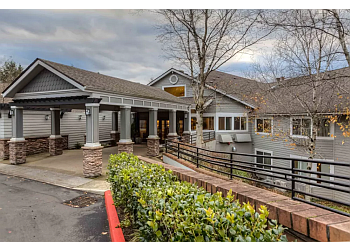 Portland assisted living facility Regency Park