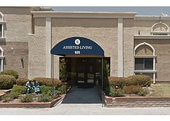 Pasadena assisted living facility Regency Park Astoria