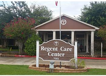Laredo assisted living facility Regent Care Center