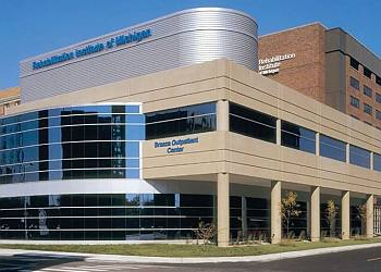 Detroit occupational therapist Rehabilitation Institute of Michigan