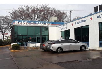 Austin dry cleaner Reid's Cleaners & Laundry
