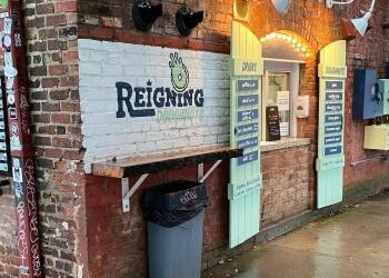 Charlotte donut shop Reigning Doughnuts