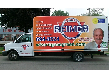 Buffalo hvac service Reimer Home Services