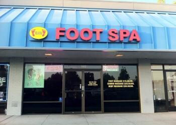 Sunnyvale spa Relaxing Foot Spa