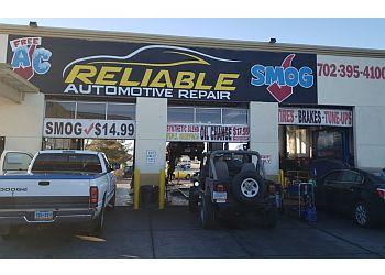 Las Vegas car repair shop Reliable Automotive Repair