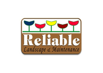 Fullerton lawn care service Reliable Landscape & Maintenance Co, Inc.