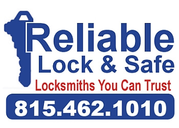 Joliet locksmith Reliable Lock & Safe Inc