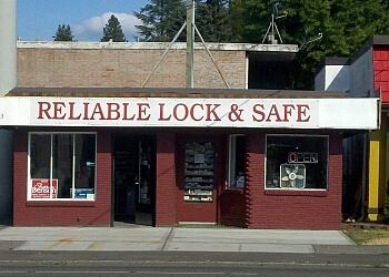 Tacoma locksmith Reliable Lock & Safe Inc.