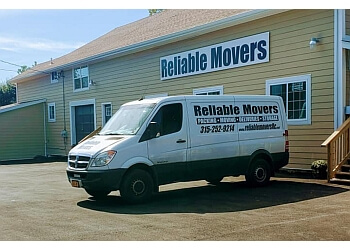 Syracuse moving company Reliable Movers