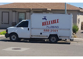 El Paso plumber Reliable Plumbing