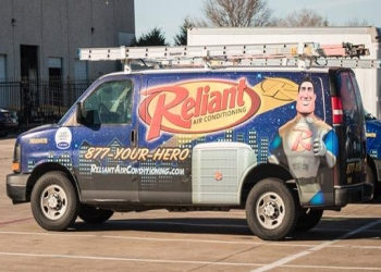 Irving hvac service Reliant Air Conditioning