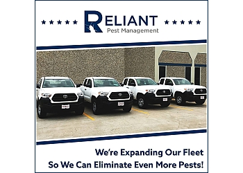 Houston pest control company Reliant Pest Management