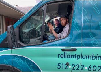 Austin plumber Reliant Plumbing
