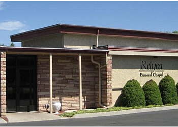 Boise City funeral home Relyea Funeral Chapel