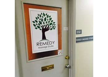 Toledo massage therapy Remedy Massage Studio